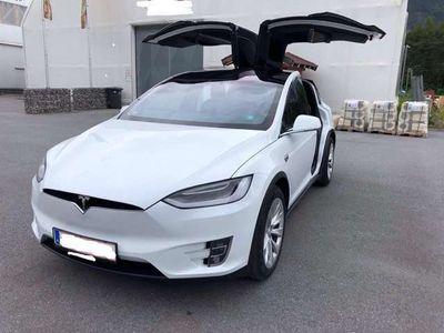 gebraucht Tesla Model X 100D mit Batterie