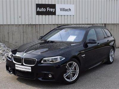 gebraucht BMW 530 5er-Reihe d Österreich-Paket Touring Aut. Kombi / Family Van,