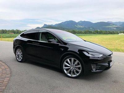 gebraucht Tesla Model X 100D mit gratis laden