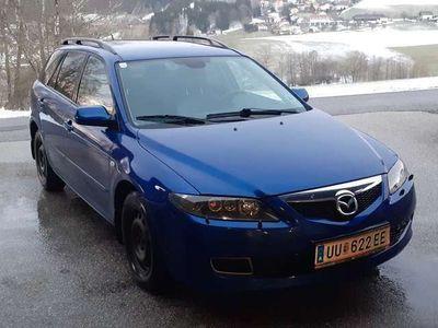 gebraucht Mazda 6 Sport Combi CD143 Plusline