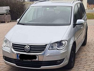 gebraucht VW Touran Family 1,9 TDI DSG DPF