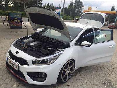gebraucht Kia cee'd GT Sportwagen / Coupé