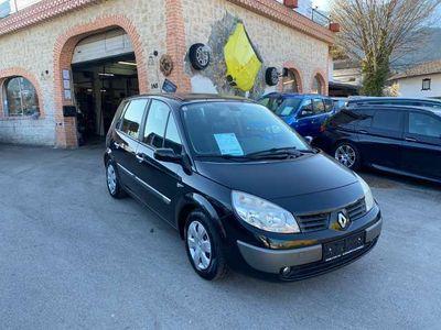 gebraucht Renault Scénic Exception 1,6 16V Kombi / Family Van