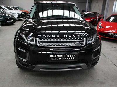 gebraucht Land Rover Range Rover evoque 2,0 TD4 150 SE Dynamic