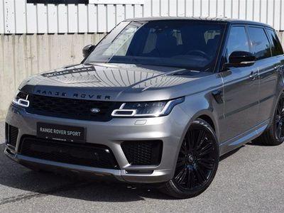 used Land Rover Range Rover Sport 3,0 SDV6 HSE