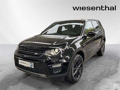 gebraucht Land Rover Discovery Sport 2,0 SI4 4 SUV / Geländewagen