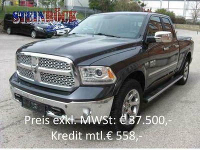gebraucht Dodge Ram Quad Cab Laramie € 37.500,- NETTO