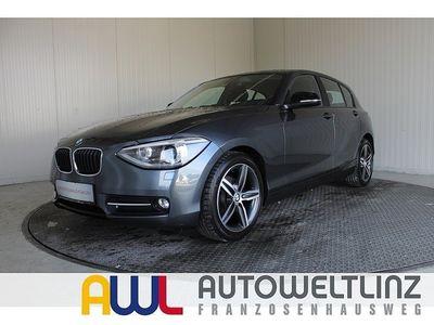 gebraucht BMW 116 i Österreich-Paket