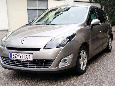 gebraucht Renault Grand Scénic III Grand ScénicDynamique 2,0 16V Aut. Kombi / Family Van