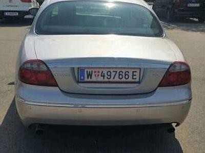 gebraucht Jaguar S-Type 2,7 Ds. Aut. Limousine