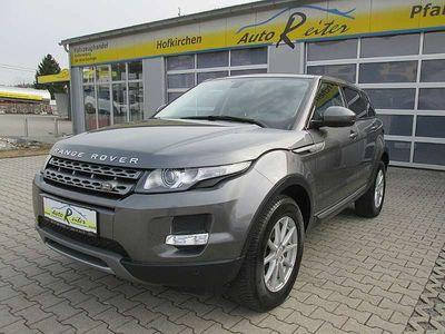 gebraucht Land Rover Range Rover evoque Pure 2,2 TD4 Sportsitze-Teilleder Lenkradheizung