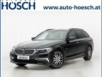 gebraucht BMW 530 d Touring xDrive Luxury-Line Aut. LP: 95.847.- €