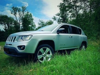 used Jeep Compass 2,2 CRD Limited 4WD