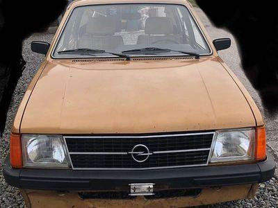 gebraucht Opel Kadett 1.2 Luxus Klein-/ Kompaktwagen,