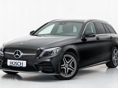 gebraucht Mercedes 220 C-Klasse T-Modell CKombi AMG-Line Aut. LP: 63.504,-€, 194 PS, 5 Türen, Automatik