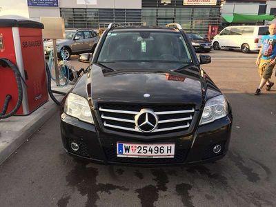 gebraucht Mercedes GLK320 SUV / Geländewagen,