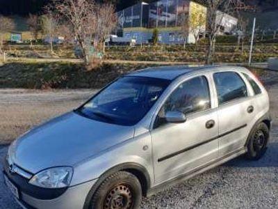 gebraucht Opel Corsa IDEALES WINTERAUTO Klein-/ Kompaktwagen