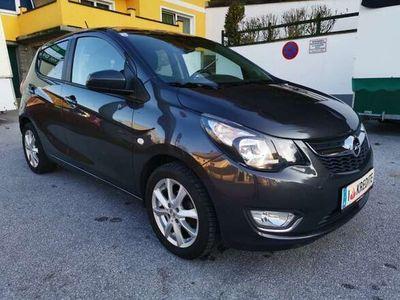 gebraucht Opel Karl 1,0 Ecotec Edition Top Austattung