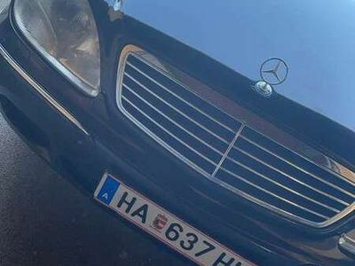gebraucht Mercedes S500 Aut.