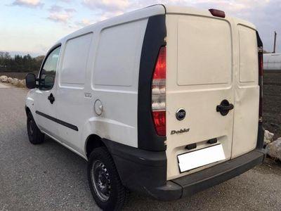 gebraucht Fiat Doblò 1,9 Dynamic JTD