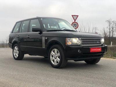 gebraucht Land Rover Range Rover 4,2 V8 S/C **SUPERCHARGED**MEGA VOLL**ERSTBESITZ**