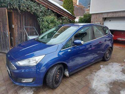 gebraucht Ford C-MAX Eco Boost Titanium Kombi / Family Van