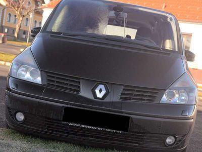 gebraucht Renault Espace JK 1.9 Sport Edition + Espace4 2003 Kombi / Family Van