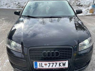 gebraucht Audi A3 2.0TDI Limousine