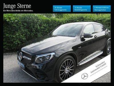 gebraucht Mercedes GLC43 AMG -AMG4MATIC Coupé