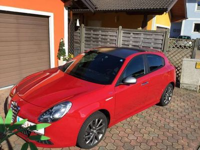 gebraucht Alfa Romeo Giulietta 1,4 TB Veloce