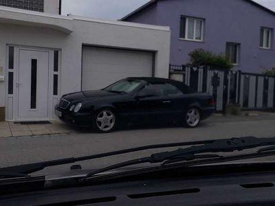 gebraucht Mercedes CLK200 CLK-KlasseAuto Cabrio / Roadster