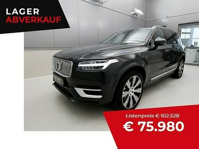 gebraucht Volvo XC90 T8 AWD Recharge PHEV Inscription Geartronic
