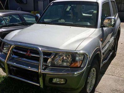 gebraucht Mitsubishi Pajero 3,2 SUV / Geländewagen,