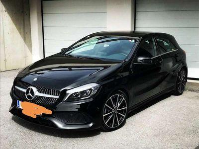 gebraucht Mercedes A200 d 4MATIC Aut.