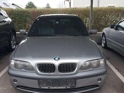 gebraucht BMW 320 3er-Reihe d *150ps*leder sportzitzer Kombi / Family Van
