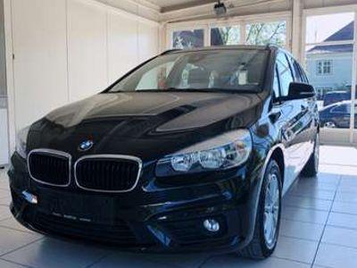 gebraucht BMW 216 Gran Tourer 2er-Reihe d Erstbesitz Kombi / Family Van