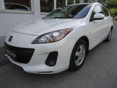 gebraucht Mazda 3 3/SP/1.6i/TE
