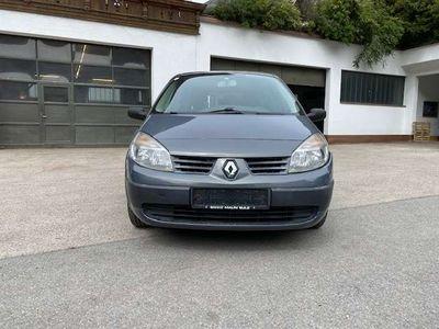 gebraucht Renault Scénic ScenicAuthentique Komfort 1,4 16V