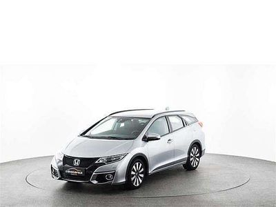 gebraucht Honda Civic Tourer 1,6i-DTEC Elegance Kombi / Family Van,