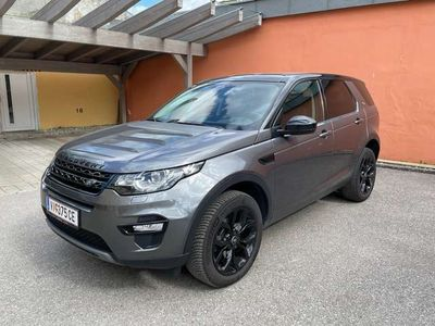gebraucht Land Rover Discovery Sport 2,2 TD4 4WD SE