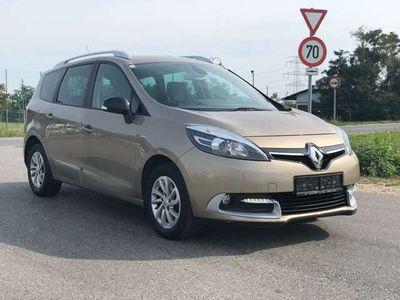 gebraucht Renault Grand Scénic dCi 110 EDC Limited **AUTOMATIK**ERSTBESITZ** Kombi / Family Van