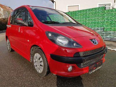 gebraucht Peugeot 1007 Sporty 1,4 2TRO Klein-/ Kompaktwagen