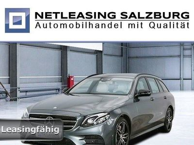 used Mercedes E400 AMG Line 4Matic AVANTGARDE Interieur/Klima LED