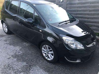gebraucht Opel Meriva 1,4Turbo Ecotec Österreich Edition Kombi / Family Van
