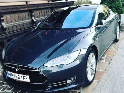 gebraucht Tesla Model S 85D - AP1 - SuC kostenlos Limousine