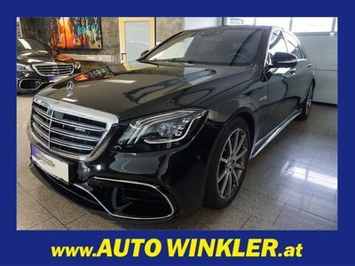 gebraucht Mercedes S63 AMG AMG lang 4MATIC+ Aut. RSE/Nightvision/Panorama