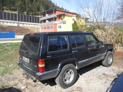 used Jeep Cherokee Classic 2,5 Sport TD