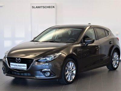 gebraucht Mazda 3 Sport CD150 Revolution Limousine