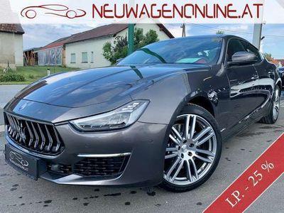 gebraucht Maserati Ghibli Diesel GranLusso Neuwagen - 23 % Sportwagen / Coupé,