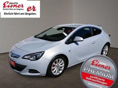 gebraucht Opel Astra GTC 2,0 Ecotec CDTI Sport Start/Stop System